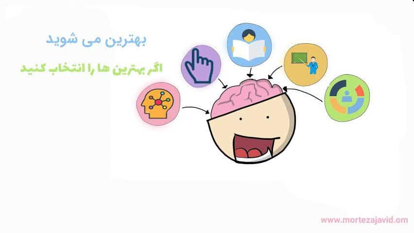 ساده ترین روش فعال نگه داشتن مغز