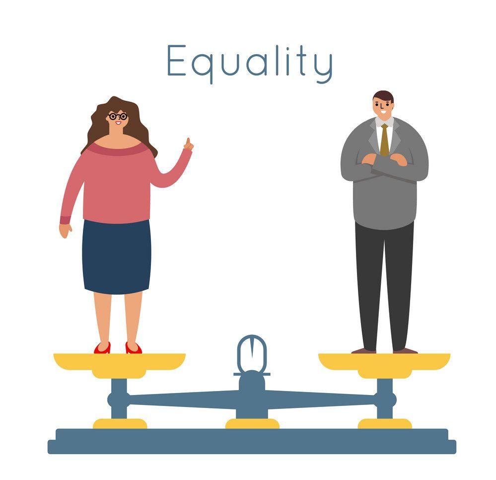 6 جذابیت متفاوت جنسیتی بین زنان و مردان