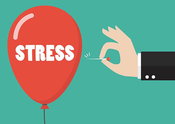 بهترین راه  مقابله با استرس