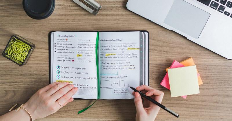 10 عادت خوب دانش آموزان موفق