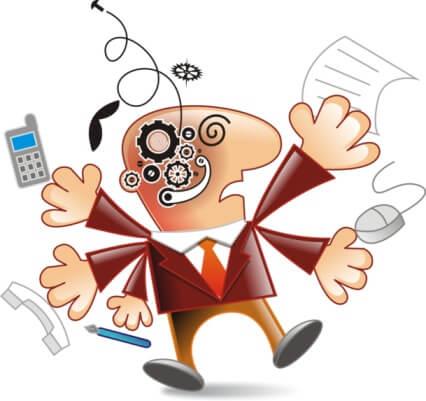 راه هایی برای کارآمدتر شدن در محیط کار