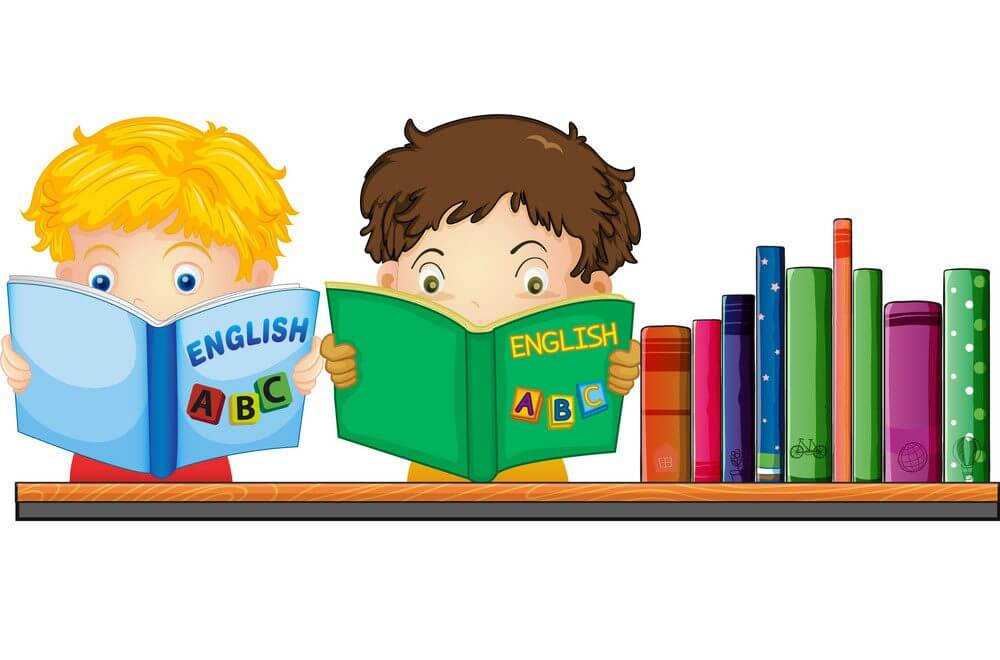راهکارهای آموزش زبان به بچه ها