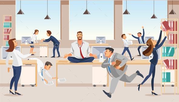 نقش محیط کار در آرامش و موفقیت