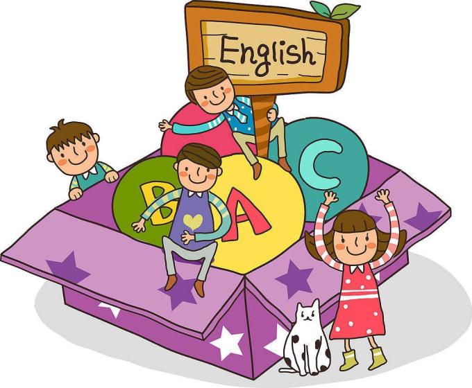 6 نکته برای آموزش زبان انگلیسی به کودکان