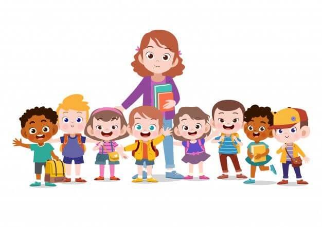 مراحل آموزش زبان دوم به کودکان