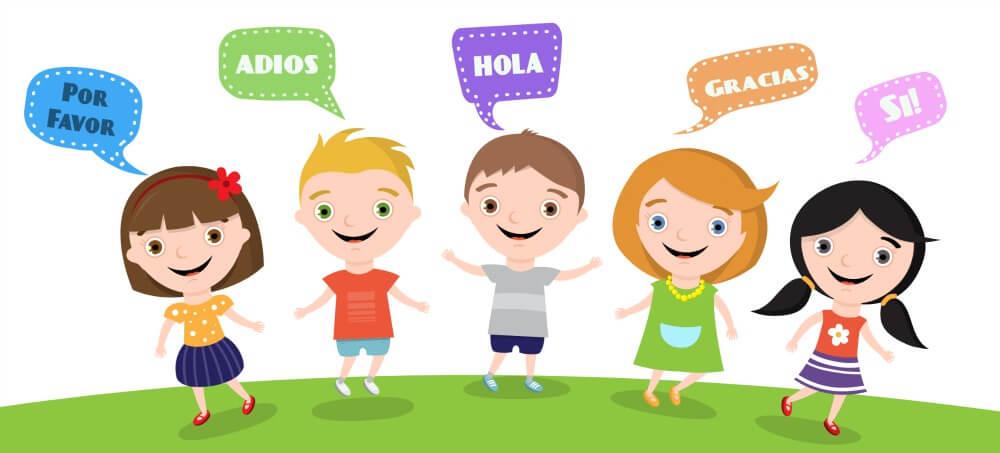 زمان شروع به یادگیری زبان دوم در کودک