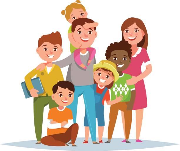 خانوادگی زبان یاد گرفتن