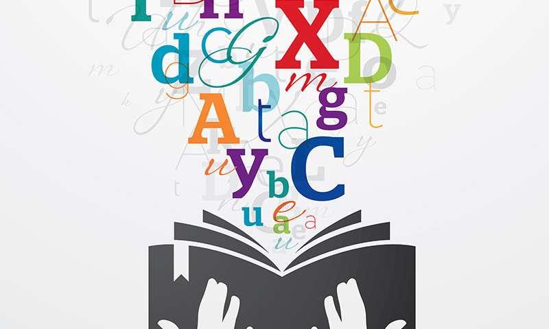 آموزش لغات انگلیسی به فرزند خود