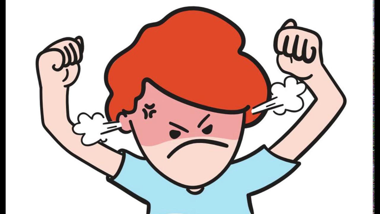 7 گام برای کنترل خشم